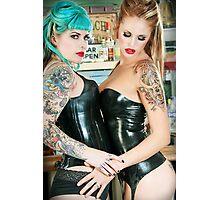 Latex Lovers: Photographic Print