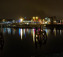 Cardiff Bay by AndyCosway
