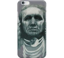 White Man Runs Him iPhone Case/Skin