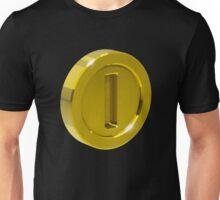 Super Mario Coin Unisex T-Shirt