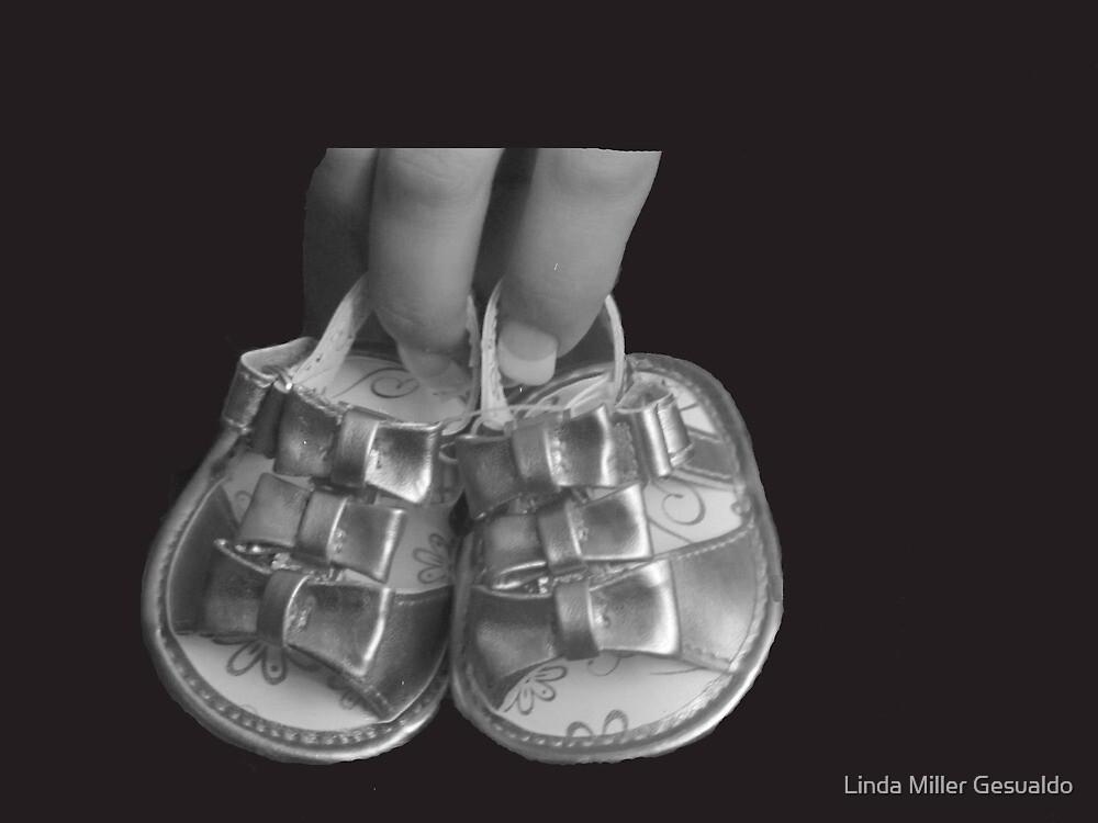 Baby Sandals by Linda Miller Gesualdo