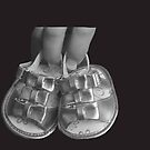 Baby Sandals by Linda Miller Gesualdo