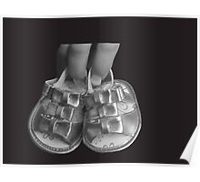 Baby Sandals Poster