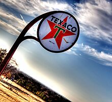 The Other Star Of Texas - Fort Worth , Texas by jphall