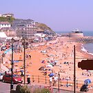 Ventnor Beach by sweeny