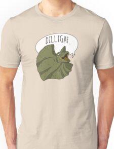 DILLIGAF Lizard Unisex T-Shirt