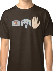 Mario Party Hand Blister Classic T-Shirt