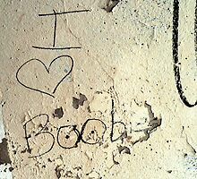 I Heart Boobies by Margaret Bryant