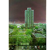 high rise Photographic Print