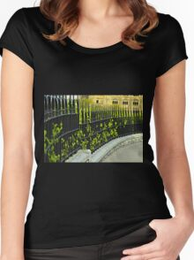 Fence Women's Fitted Scoop T-Shirt