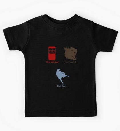 Sherlock Series 2--color Kids Tee