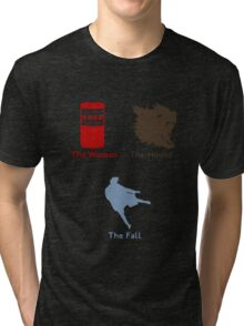 Sherlock Series 2--color Tri-blend T-Shirt