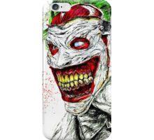 New 52 Joker DC Comic  iPhone Case/Skin