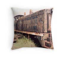 Boneyard Vintage Throw Pillow