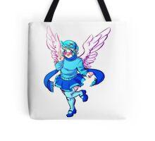 Winged Vivi Tote Bag