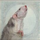Rosie's portrait by Ellen van Deelen