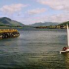 Sailing by WatscapePhoto