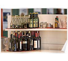 Vinegar & Wine Poster