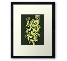 Killer Robot Framed Print