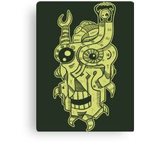 Killer Robot Canvas Print