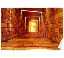 Corridor of Light Poster