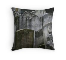 Stones of the Past Throw Pillow
