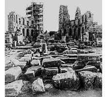 Ancient Antalya Photographic Print