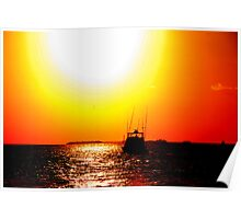 Solar - Key West Fla. Poster