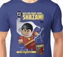 Lego Shazam! Unisex T-Shirt
