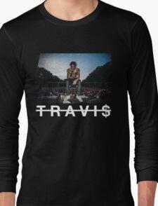 TRAVI$ SCOTT Long Sleeve T-Shirt