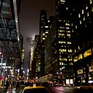Night in New York City by Jonathan Walters