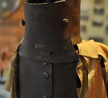 Ned Kelly Armour - Glenrowan Visitors Centre / Museum by petejsmith