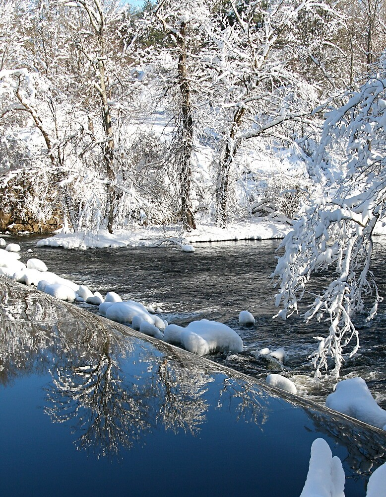 reflection falls by naturalgifts