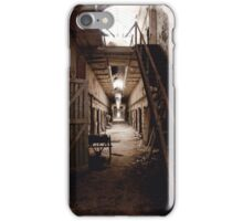 Cell Block  iPhone Case/Skin