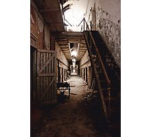 Cell Block  Photographic Print