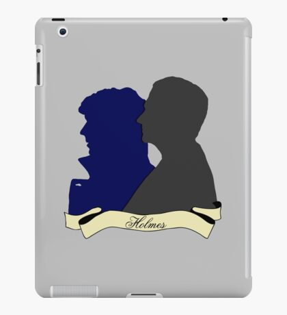 The Holmes Brothers iPad Case/Skin