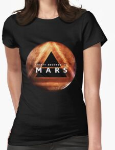 30 Seconds to Mars: Planet Design Womens Fitted T-Shirt