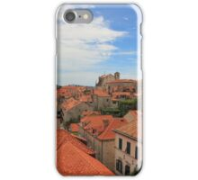 Dubrovnik Skyline iPhone Case/Skin