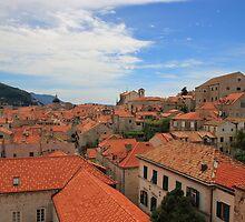 Dubrovnik Skyline by matt25od88