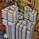 'Floating Tower' by Scott Bricker