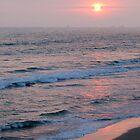 Pacific Sunset (Huntington Beach, California) by Brendon Perkins