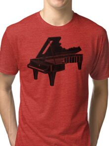 Piano Key Tri-blend T-Shirt