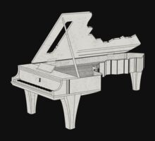 Piano Key by ninthwheel