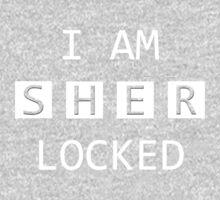 I Am SHER Locked One Piece - Long Sleeve