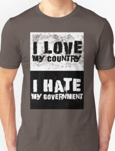 Love and Hate T-Shirt