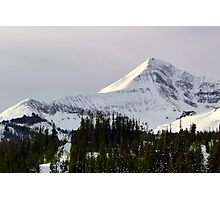 Mountain Majesty Photographic Print