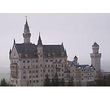 Bavarian Fairy tale Castle Photographic Print