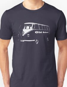 vw bus, Old School T-Shirt
