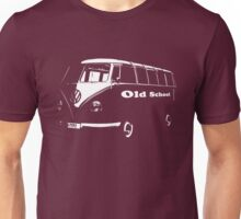 vw bus, Old School Unisex T-Shirt