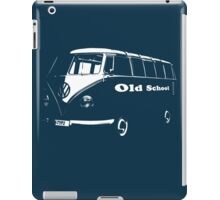 vw bus, Old School iPad Case/Skin
